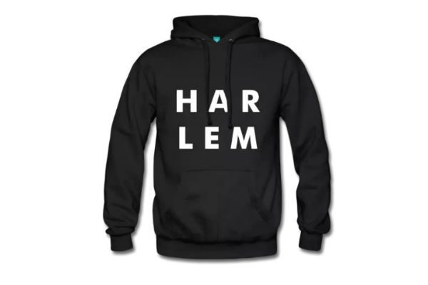 Harlem Men's Heavyweight Premium Hoodie At Harlem World Gear