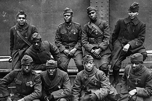 "The Harlem Cultural Archives Historic Society Host ""Men Of Bronze"" Panel Discussion"