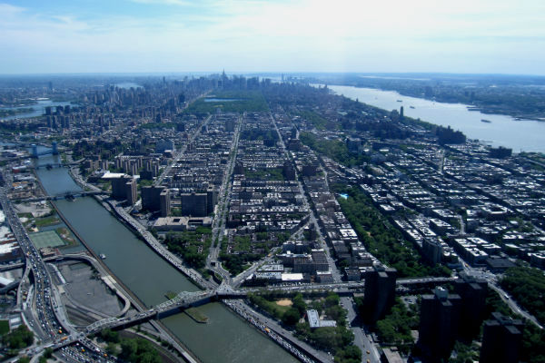 Mayor de Blasio And Others Announce Proposal To Level The