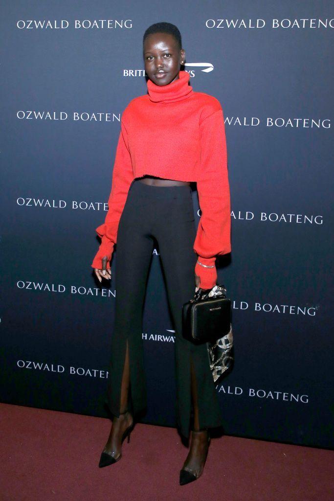 Savile Row's Ozwald Boateng Debuts Womenswear At The Apollo