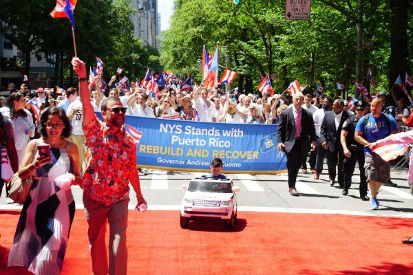 Seitu's World: National Puerto Rican Day Parade 2019 (Photographs)