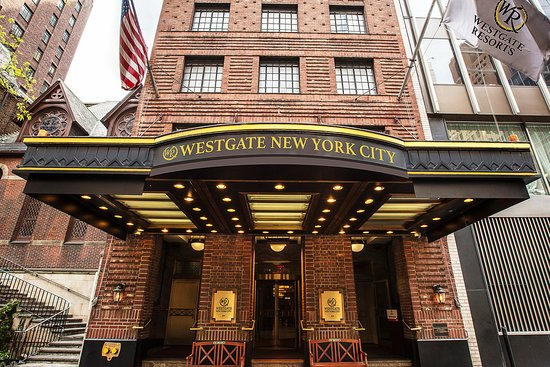 Hotels Near 1211 Avenue Of The Americas New York
