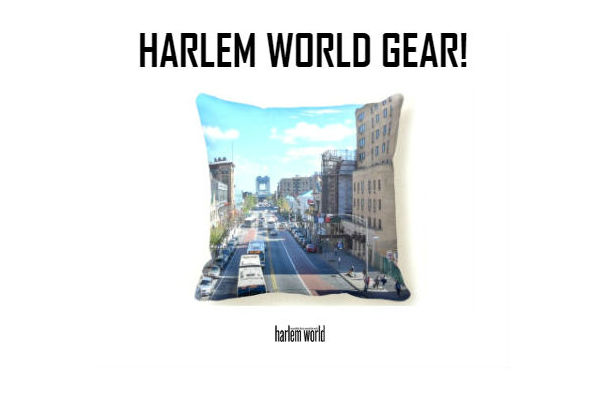 Bringing Content To Life, Shop The Harlem World Shop
