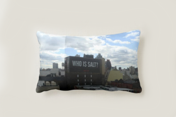 From A Earth-Friendly Tote, To A Gift Giving T-Shirt To Pillow Envy From Harlem World Gear
