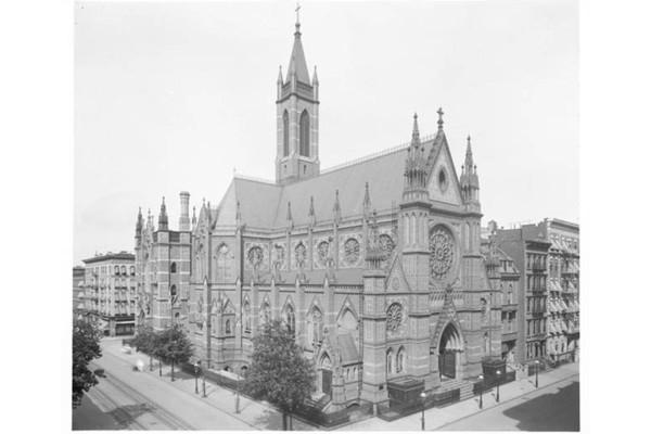 "The Legendary ""St. Patrick's Of Harlem"" The Church Of All Saints In Harlem NY 1883 –"