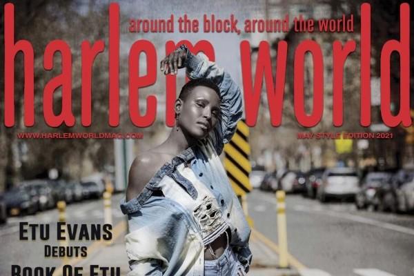 Harlem World Magazine Cover Comeback!