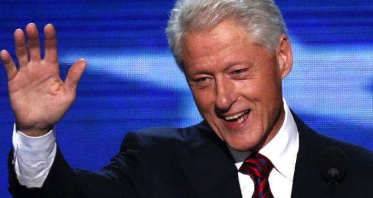 Bill Clinton Reflects On 20 years In Harlem, 'I've Been Happy Here'